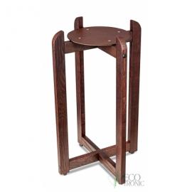 Подставка деревянная разборная (Сосна. Цвет: Венге)