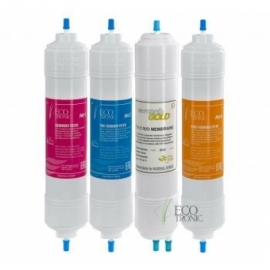 Комплект фильтров с RO мембраной (14 дюймов)