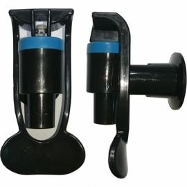 Кран холодной воды тип Н1, черный