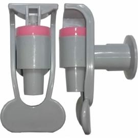 Кран горячей воды серия H1 (серый)